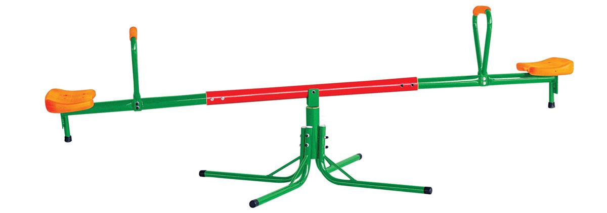 Качели – балансир Триумф норд предназначены как для уличного использования, так и для использования внутри помещений. Диаметр основной трубы – 50 мм Диаметр боковых труб – 42 мм Диаметр ручек – 19 мм Максимальный совокупный вес пользователей - 70 кг