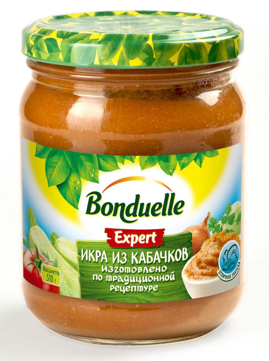 Bonduelle икра из кабачков, 530 г0120710Такую издавна популярную закуску готовят строго по классическому рецепту согласно ГОСТу: только из натуральных ингредиентов без добавления крахмала. Нежнейшая икра однородной консистенции - это гарантированное удовольствие и почти никаких калорий.