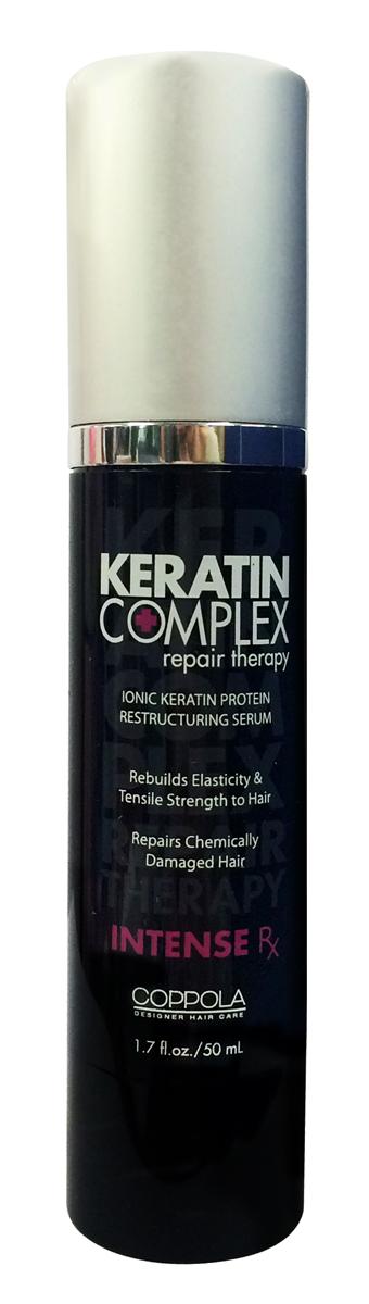 Keratin Complex Шампунь Разглаживание волос, восстановление-экспресс (Intense Rx), 50 млMP59.4DПроцедура интенсивного ухода для продления действия процедуры кератинового разглаживания волос. Intense Rx реконструирует, восстанавливает прочность, уменьшает ломкость волос. Процедура насыщает волосы 25% натурального кератина, делая волосы эластичными, гладкими,блестящими, уже после первого применения.Результат сохраняется 5-6 процедур мытья, и имеет накопительное действие.