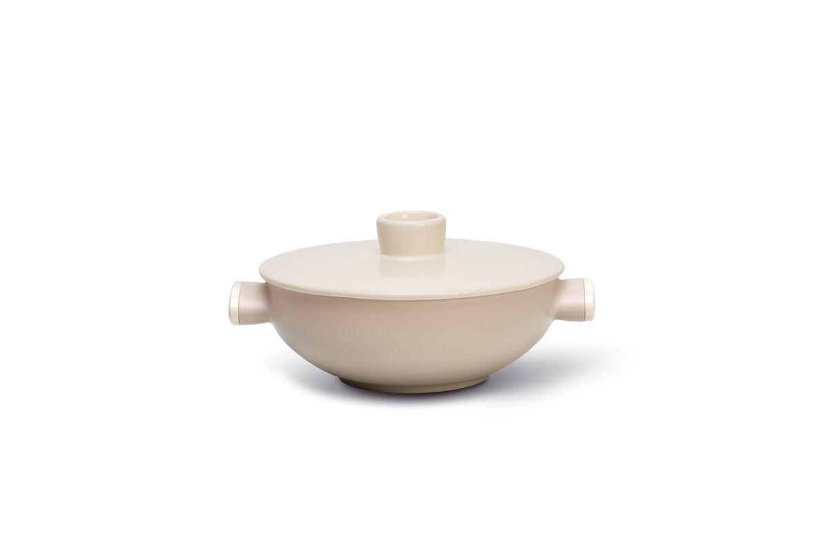 Сковорода-вок TVS Tea, с антипригарным покрытием. Диаметр 24 см tvs basilico