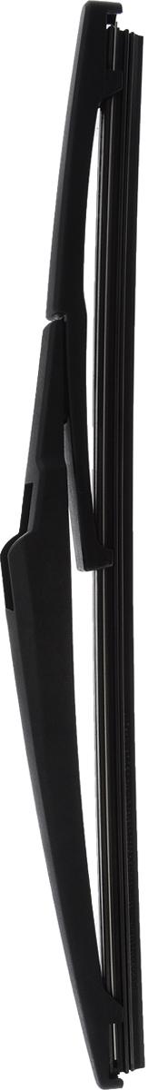 Щетка стеклоочистителя Bosch H281, каркасная, задняя, длина 28 см, 1 штIRK-503Щетка Bosch H281, выполненная по современной технологии из высококачественных материалов, предназначена для установки на заднее стекло автомобиля. Отличается высоким качеством исполнения и оптимально подходит для замены оригинальных щеток, установленных на конвейере. Обеспечивает качественную очистку стекла в любую погоду.