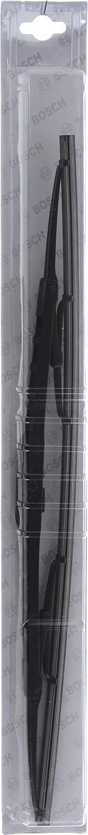 Щетка стеклоочистителя Bosch 48C, каркасная, длина 48 см, 1 штS03301004Универсальная щетка Bosch 48C - функциональный стеклоочиститель с металлическими скобами, который характеризуется хорошей эффективностью очистки и качеством. Каркас щетки выполнен из металла с антикоррозийным покрытием и имеет форму, способствующую уменьшению подъемной силы на высоких скоростях. Натуральная резина щетки с графитовым напылением обеспечивает тщательность очистки. Щетка имеет крепление крючок. Быстрый монтаж, благодаря предварительно установленному универсальному адаптеру Quick Clip.