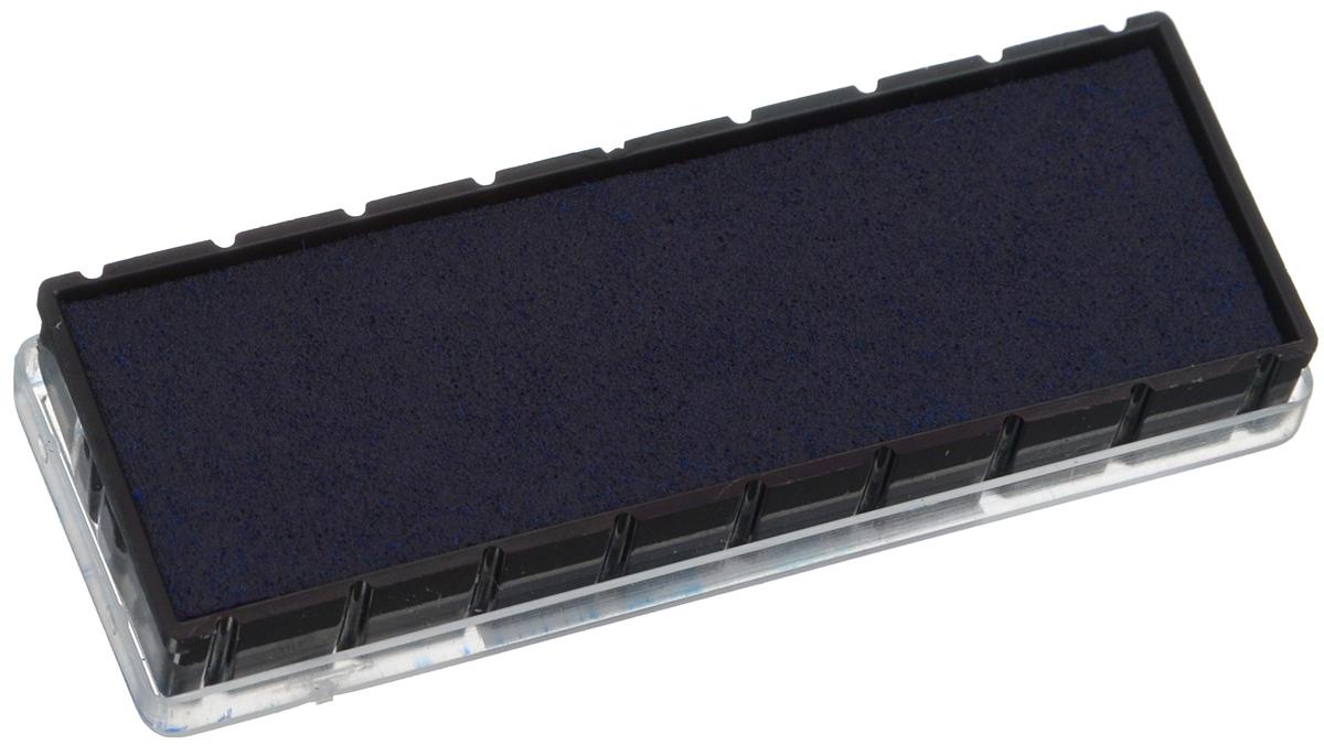 Colop Сменная штемпельная подушка цвет синий E/12cFS-00897Сменная штемпельная подушка Colop изготовлена с учетом требований российских и международных стандартов. Гарантирует высокое качество от первого до последнего оттиска.Ресурс подушки - 10000 оттисков. Замена штемпельной подушки необходима при каждом изменении текста в штампе. Заправка штемпельной краской не рекомендуется. Гарантируют не менее 10 000 четких оттисков. Цвет - синий. Подходит к артикулам S120/WD, S120/13, S110.
