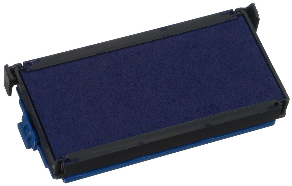 Trodat Сменная штемпельная подушка цвет синий 6/4914С