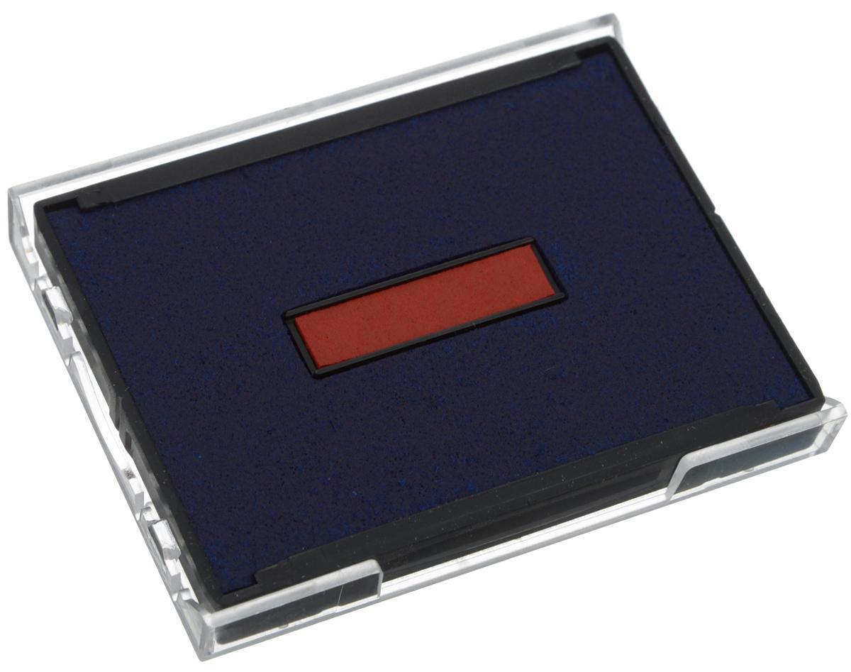 Trodat Сменная штемпельная подушка цвет синий красный 6/4927/2 -  Кассы, оснастки, подушки