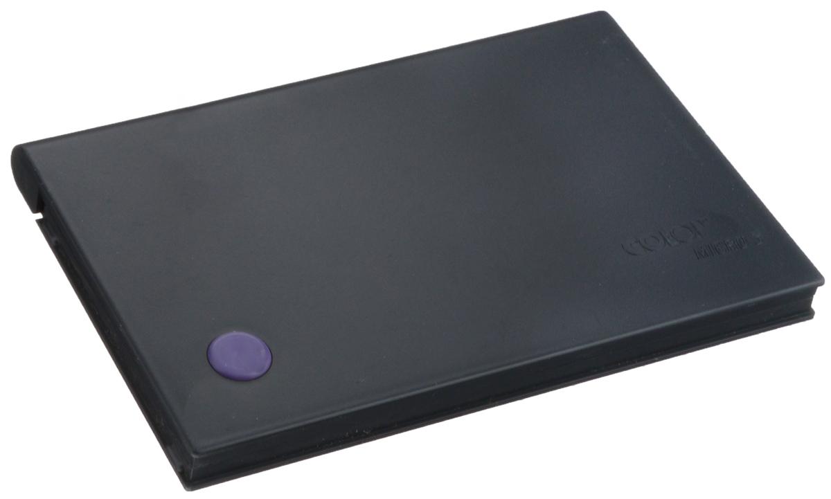 Colop Настольная штемпельная подушка цвет фиолетовый 90 х 160 мм -  Кассы, оснастки, подушки