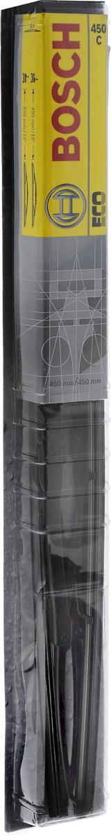 Стеклоочистители Bosch 2x450S03301004Тип крепления - 1