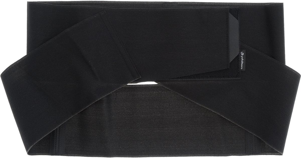 Суппорт спины Phiten Waist Belt. Soft Type Double. Размер М (70-100 см)BB1637Суппорт спины Phiten Waist Belt. Soft Type Double - это регулируемый легкий пояс для спины, подходящий для ношения в течение всего дня. Суппорт очень комфортен и, в первую очередь, предназначен для скрытого ношения в обычной жизни. Содержит пропитку из акватитана и аквапалладия, улучшающую микроциркуляцию крови. Застегивается на липучку. Назначение: лечение радикулита, остеохондроза, люмбаго, болей в пояснице и спине различного происхождения. Способствует: - Улучшению циркуляции крови в организме; - Уменьшению болей в спине; - Уменьшению усталости; - Снятию излишнего напряжения и скорейшему восстановлению сил. Действие уникальных материалов по улучшению кровообращения в тканях помогает избежать проблемы сдавливания, возникающей при частом ношении суппорта. Материал: наружная часть: 23% нейлон, 77% полиуретан; внутренняя часть: 70% полиэстер, 30% полиуретан; липучка: 100% полиэстер; акватитан, аквапалладий. Обхват поясницы: 70-100 см. Длина пояса: 95 см.