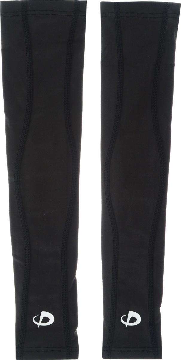 Рукав силовой Phiten X30 Long, цвет: черный, 2 шт. Размер М (23-29 см)SF 0085Рукав силовой Phiten X30 Long, выполненный из 85% полиэстера и 15% полиуретана, идеально подходит для поддержки и увеличения силы мышц (плеча/предплечья) спортсменов. Рукав снимает мышечное напряжение, повышает выносливость и силу мышц. Он мягко фиксирует суставы, но при этом абсолютно не стесняет движения.Благодаря пропитке из акватитана с фактором X30, рукав увеличивает эластичность мышц и связок, а также хорошо поглощает и испаряет пот, что позволяет продлить ощущение комфорта при тренировках.Изделие специально разработано таким образом, чтобы соответствовать форме руки и обеспечить плотное прилегание, а благодаря инновационным материалам, рукав действительно поможет вам в процессе тяжелой тренировки или любой серьезной нагрузки.Силовой рукав Phiten X30 Long способствует:- улучшению циркуляции крови в организме;- разгрузке поврежденного сустава; - уменьшению усталости;- снятию излишнего напряжения и скорейшему восстановлению сил;- обеспечивает компрессионный эффект.Обхват предплечья: 23-29 см. Длина рукава: 38 см. Комплектация: 2 шт.