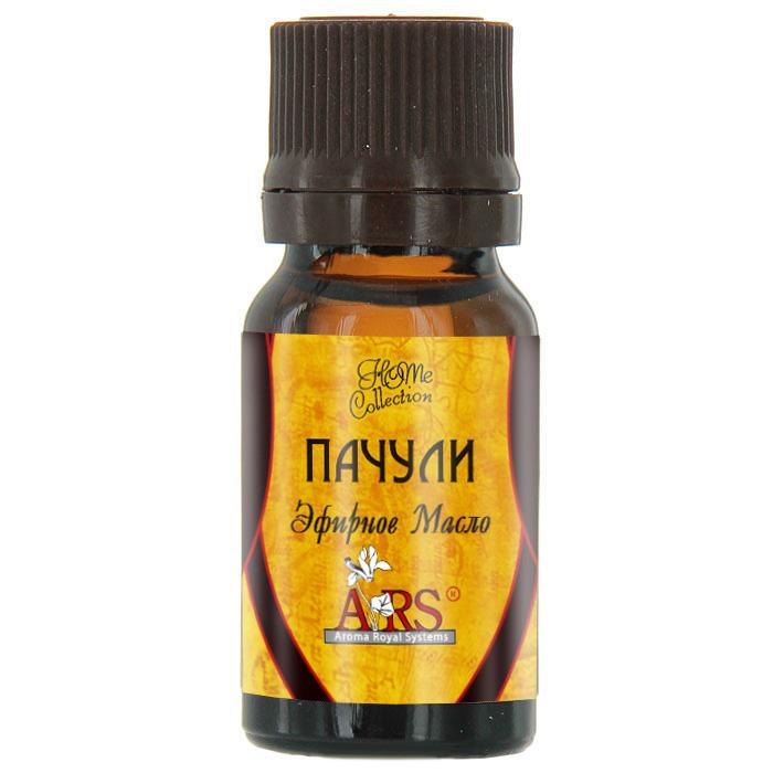 ARS/АРС Эфирное масло Пачули, 10 млZ3704Эфирное масло ARS Пачули имеет древесно-мховый аромат, успокаивает и уравновешивает, и пробуждает сексуальное желание. Его лечебные свойства применяются при лечении болезней эндокринной и нервной системы, при снятии раздражения и воспаления. Масло помогает избавиться от целлюлита и способствует быстрой регееирации кожных покровов, укрепляет волосы и избавляет от перхоти и жирной себореи.