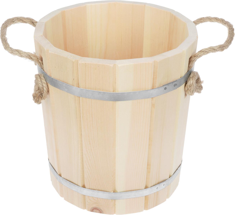 Запарник для бани Банные штучки, 10 лБ22005Запарник Банные штучки, изготовленный из кедра, доставит вам настоящее удовольствие от банной процедуры. При запаривании веник обретает свою природную силу и сохраняет полезные свойства. Корпус запарника состоит из металлических обручей стянутых клепками. Для более удобного использования запарник имеет по бокам две небольшие веревочные ручки.Интересная штука - баня. Место, где одинаково хорошо и в компании, и в одиночестве. Перекресток, казалось бы, разных направлений - общение и здоровье. Приятное и полезное. И всегда в позитиве.Высота запарника: 31 см.Диаметр запарника по верхнему краю: 25,5 см.