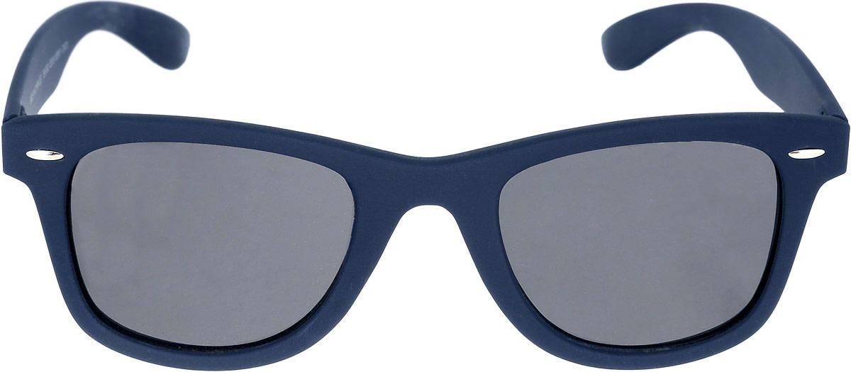 Очки солнцезащитные женские Top Secret, цвет: синий. SOK0199GROSRM935B-1067Стильные солнцезащитные очки Top Secret, выполнены из высококачественного пластика и элементов из металлического сплава.Пластик, используемый при изготовлении линз, обладает высокой ударопрочностью, не искажает изображение, не подвержен нагреванию и вредному воздействию солнечных лучей. Линзы дополнены защитой от ультрафиолетового излучения UV-400. Оправа очков легкая, прилегающей формы и поэтому обеспечивает максимальный комфорт.Такие очки защитят глаза от ультрафиолетовых лучей, подчеркнут вашу индивидуальность и сделают ваш образ завершенным.