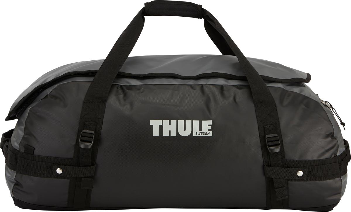 Туристическая сумка-баул Thule  Chasm L , цвет: темно-серый, 90л - Туристические сумки