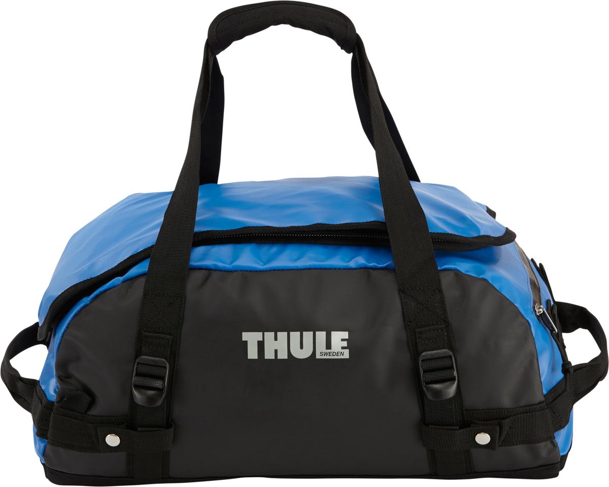 Туристическая сумка-баул Thule  Chasm XS , цвет: синий, черный, 27л - Туристические сумки