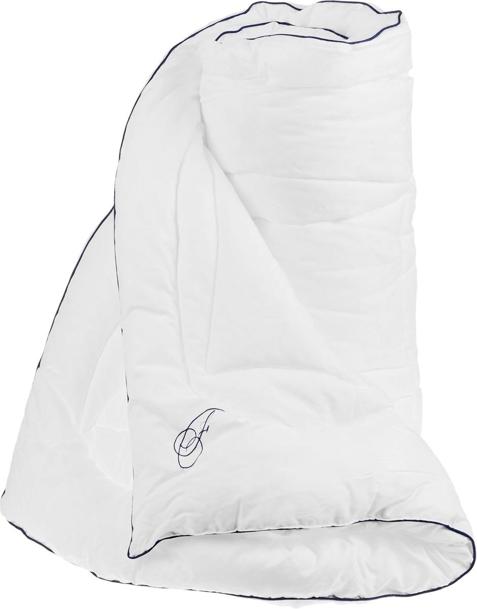 Одеяло Primavelle Samanta, наполнитель: микроволокно Filium, цвет: белый, 140 х 205 см20.04.12.0009Чехол одеяла Primavelle Samanta выполнен из сатина. Наполнитель одеяла состоит из микроволокна Filium (100% полиэстер). Стежка надежноудерживает наполнитель внутри и не позволяет ему скатываться.Сочетание королевского жаккарда и волокна Fillium подарит Вам крепкий и комфортный сон. Одеяло разработано по европейской технологии двойной отстрочки края, что придает ему изысканный вид. Классическая стежка клетка надежно закрепляет наполнитель внутри чехла и сохраняет его объем. Элегантная вышивка Primavelle в уголке изделия не только украшение, но и знак подлинного качества. Наполнитель Fillium - это прекрасная альтернатива натуральному пуху. Благодаря сочетанию лучших свойств пуха и достоинству искусственных волокон он обладает следующими преимуществами:- не вызывает аллергии, препятствуют размножению пылевого клеща; - обладает высокими теплоизоляционными свойствами;- мягкий, легкий и упругий, легко восстанавливают форму;- не впитывает запахи; - износостойкий; - не требует специального ухода, легко стирается, быстро сохнет.Одеяло упаковано в тканевый чехол на змейке с ручкой, что являетсячрезвычайно удобным при переноске.Рекомендации по уходу:- Допускается стирка при 40 градусах,- Нельзя отбеливать. При стирке не использовать средства, содержащие отбеливатели (хлор),- Не гладить. Не применять обработку паром,- Сухая чистка,- Нельзя выжимать и сушить в стиральной машине. Размер одеяла: 140 х 205 см. Материал чехла: сатин. Материал наполнителя: микроволокно Filium (100% полиэстер).