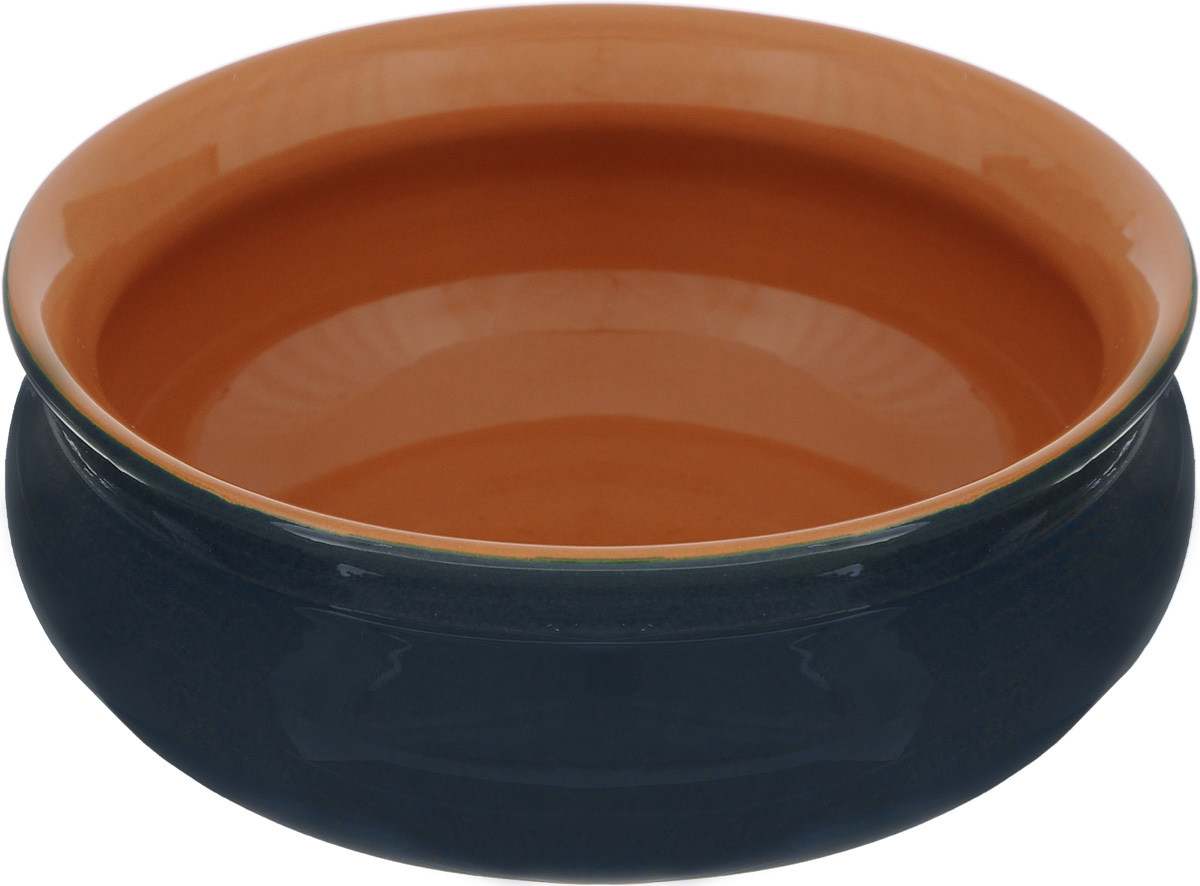 Тарелка глубокая Борисовская керамика Скифская, цвет: черный, оранжевый, 500 млРАД14458194_черный, оранжевыйГлубокая тарелка Борисовская керамика Скифская выполнена из керамики. Изделие сочетает в себе изысканный дизайн с максимальной функциональностью. Она прекрасно впишется в интерьер вашей кухни и станет достойным дополнением к кухонному инвентарю. Такая тарелка подчеркнет прекрасный вкус хозяйки и станет отличным подарком. Можно использовать в духовке и микроволновой печи.Диаметр тарелки (по верхнему краю): 14 см.Объем: 500 мл.