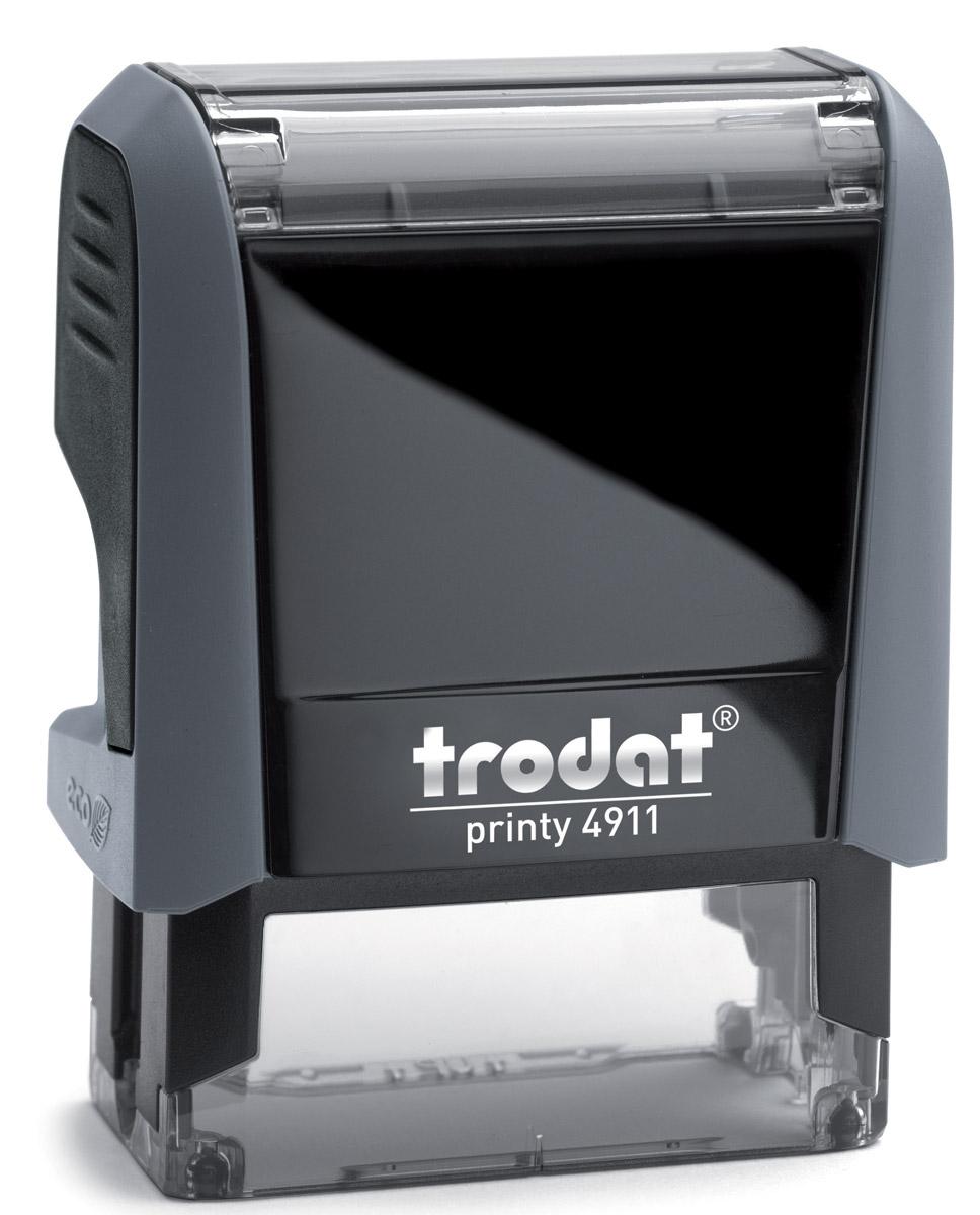 Trodat Штамп текстовый Исх. № с датой и подписьюFS-00897Штамп текстовый Trodat будет незаменим в отделе кадров или в бухгалтерии любой компании, а компактный размер позволяет легко оставаться мобильным.Прочный пластиковый корпус гарантирует долговечное бесперебойное использование. Модель отличается высочайшим удобством в использовании и оптимально ложится в руку. Оттиск проставляется практически бесшумно, легким нажатием руки. Улучшенная конструкция и видимая площадь печати гарантируют качество и точность оттиска.Текст оттиска - Исх. №, дата и подпись.Цвет оттиска - синий.