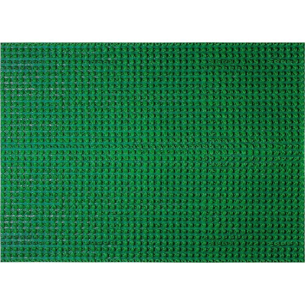 Коврик придверный Vortex Травка, противоскользящий, цвет: зеленый, 45 х 60 смBH-UN0502( R)Придверный коврик Vortex Травка, выполненный из резины, прост в обслуживании, прочный и устойчивый. Конструкция коврика имеет специальную поверхность, которая помогает более эффективно удалить грязь с обуви. Его основа предотвращает скольжение по гладкой поверхности и обеспечивает надежную фиксацию. Такой коврик надежно защитит помещение от уличной пыли и грязи.