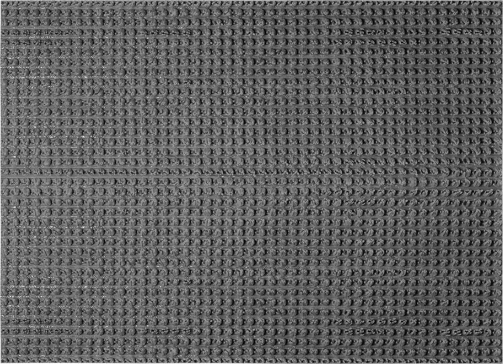 Коврик придверный Vortex Травка, противоскользящий, цвет: серый, 45 х 60 см531-105Придверный коврик Vortex Травка, выполненный из резины, прост в обслуживании, прочный и устойчивый. Конструкция коврика имеет специальную поверхность, которая помогает более эффективно удалить грязь с обуви. Его основа предотвращает скольжение по гладкой поверхности и обеспечивает надежную фиксацию. Такой коврик надежно защитит помещение от уличной пыли и грязи.