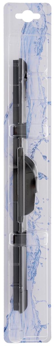 Щетка стеклоочистителя Bosch AR13U, бескаркасная, со спойлером, длина 34 см, 1 шт96281389Бескаркасная щетка Bosch AR13U, выполненная по современной технологии из высококачественных материалов, предназначена для установки на переднее стекло автомобиля. Отличается высоким качеством исполнения и оптимально подходит для замены оригинальных щеток, установленных на конвейере. Обеспечивает качественную очистку стекла в любую погоду.AEROTWIN - серия бескаркасных щеток компании Bosch. Щетки имеют встроенный аэродинамический спойлер, что делает их эффективными на высоких скоростях, и изготавливаются из многокомпонентной резины с применением натурального каучука.