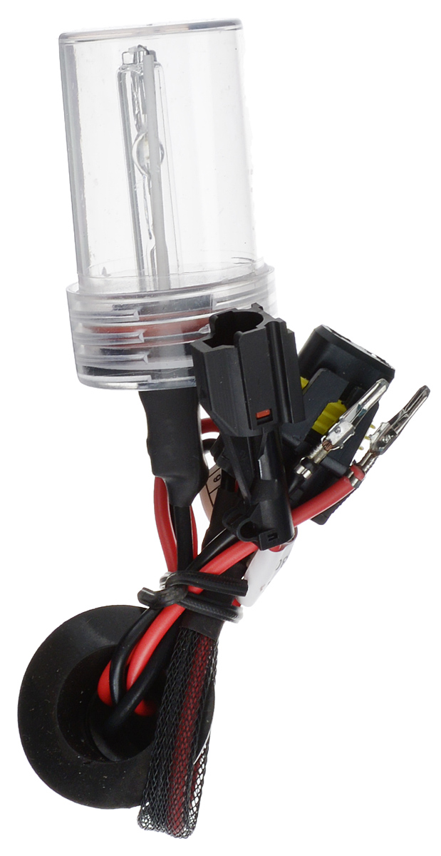 Лампа автомобильная ксеноновая Nord YADA, H11, 6000K10503Лампа автомобильная ксеноновая Nord YADA - это электрическая ксеноновая газозарядная лампа для автомобилей и других моторных транспортных средств. Ксеноновая лампа - это источник света, представляющий собой устройство, состоящее из колбы с газом (ксеноном), в котором светится электрическая дуга, которая возникает вследствие подачи напряжения на электроды лампы. Лампа дает яркий белый свет, близкий по спектру к дневному. Высокая яркость обеспечивает хорошее освещение дороги и безопасность. Свет лампы насыщенный и интенсивный, поэтому она идеально подходит для освещения дороги во время тумана. Преимущества по сравнению с галогенной лампой: - Безопасность - лучше освещает дорогу, помогает быстрее среагировать на дорожную обстановку; - Экономичность - потребляет меньше, а светит ярче; - Увеличенный срок службы - не имеет нити накаливания, поэтому долговечна и не боится тряски.