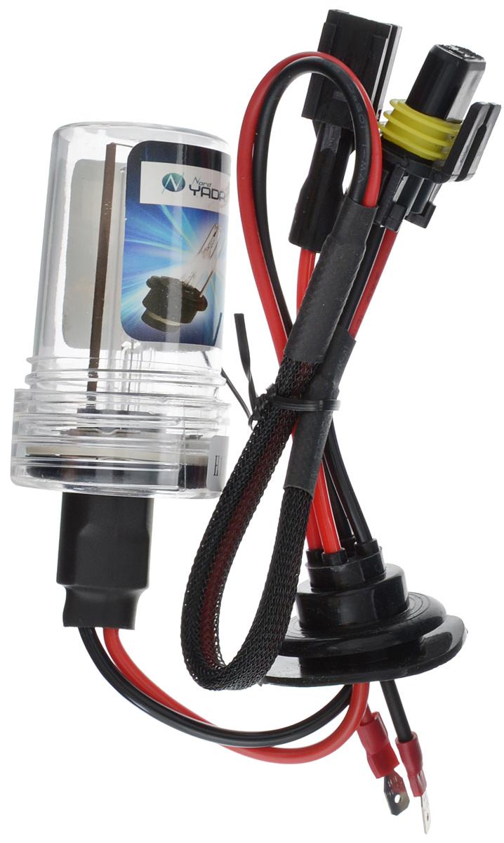 Лампа автомобильная ксеноновая Nord YADA, H15, 5000K10503Лампа автомобильная ксеноновая Nord YADA - это электрическая ксеноновая газозарядная лампа для автомобилей и других моторных транспортных средств. Ксеноновая лампа - это источник света, представляющий собой устройство, состоящее из колбы с газом (ксеноном), в котором светится электрическая дуга, которая возникает вследствие подачи напряжения на электроды лампы. Лампа дает яркий белый свет, близкий по спектру к дневному. Высокая яркость обеспечивает хорошее освещение дороги и безопасность. Свет лампы насыщенный и интенсивный, поэтому она идеально подходит для освещения дороги во время тумана. Преимущества по сравнению с галогенной лампой: - Безопасность - лучше освещает дорогу, помогает быстрее среагировать на дорожную обстановку; - Экономичность - потребляет меньше, а светит ярче; - Увеличенный срок службы - не имеет нити накаливания, поэтому долговечна и не боится тряски.