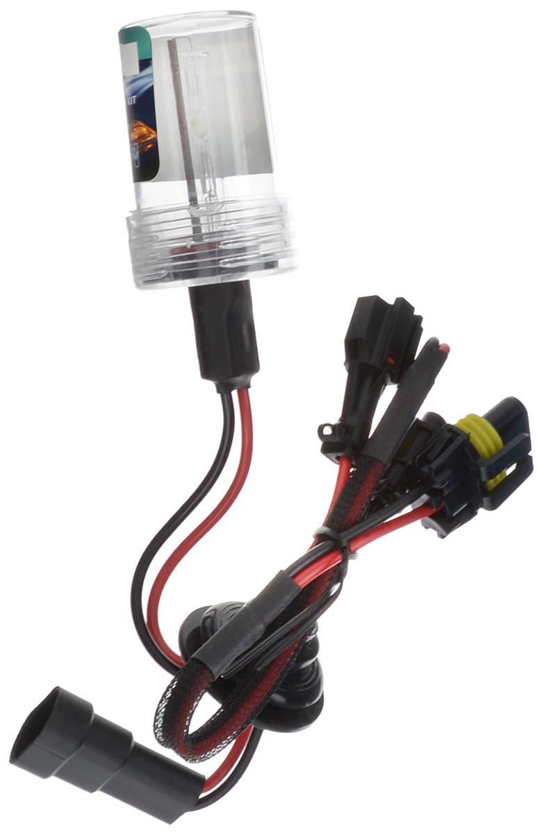 Лампа автомобильная ксеноновая Nord YADA, HB4, 4300K10503Лампа автомобильная ксеноновая Nord YADA - это электрическая ксеноновая газозарядная лампа для автомобилей и других моторных транспортных средств. Ксеноновая лампа - это источник света, представляющий собой устройство, состоящее из колбы с газом (ксеноном), в котором светится электрическая дуга, которая возникает вследствие подачи напряжения на электроды лампы. Лампа дает яркий белый свет, близкий по спектру к дневному. Высокая яркость обеспечивает хорошее освещение дороги и безопасность. Свет лампы насыщенный и интенсивный, поэтому она идеально подходит для освещения дороги во время тумана. Преимущества по сравнению с галогенной лампой: - Безопасность - лучше освещает дорогу, помогает быстрее среагировать на дорожную обстановку; - Экономичность - потребляет меньше, а светит ярче; - Увеличенный срок службы - не имеет нити накаливания, поэтому долговечна и не боится тряски.