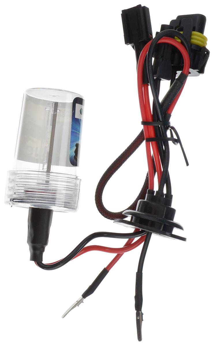 Лампа автомобильная ксеноновая Nord YADA, H10, 5000K10503Лампа автомобильная ксеноновая Nord YADA - это электрическая ксеноновая газозарядная лампа для автомобилей и других моторных транспортных средств. Ксеноновая лампа - это источник света, представляющий собой устройство, состоящее из колбы с газом (ксеноном), в котором светится электрическая дуга, которая возникает вследствие подачи напряжения на электроды лампы. Лампа дает яркий белый свет, близкий по спектру к дневному. Высокая яркость обеспечивает хорошее освещение дороги и безопасность. Свет лампы насыщенный и интенсивный, поэтому она идеально подходит для освещения дороги во время тумана. Преимущества по сравнению с галогенной лампой: - Безопасность - лучше освещает дорогу, помогает быстрее среагировать на дорожную обстановку; - Экономичность - потребляет меньше, а светит ярче; - Увеличенный срок службы - не имеет нити накаливания, поэтому долговечна и не боится тряски.