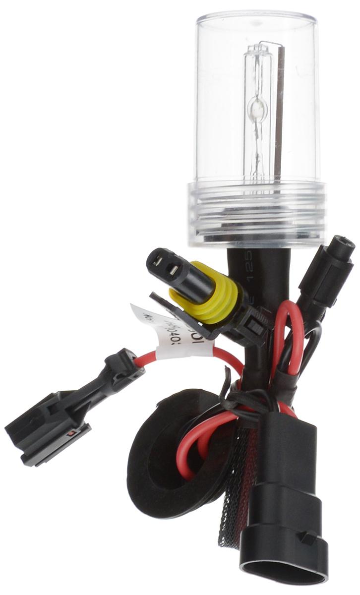 Лампа автомобильная ксеноновая Nord YADA, HB3, 5000K10503Лампа автомобильная ксеноновая Nord YADA - это электрическая ксеноновая газозарядная лампа для автомобилей и других моторных транспортных средств. Ксеноновая лампа - это источник света, представляющий собой устройство, состоящее из колбы с газом (ксеноном), в котором светится электрическая дуга, которая возникает вследствие подачи напряжения на электроды лампы. Лампа дает яркий белый свет, близкий по спектру к дневному. Высокая яркость обеспечивает хорошее освещение дороги и безопасность. Свет лампы насыщенный и интенсивный, поэтому она идеально подходит для освещения дороги во время тумана. Преимущества по сравнению с галогенной лампой: - Безопасность - лучше освещает дорогу, помогает быстрее среагировать на дорожную обстановку; - Экономичность - потребляет меньше, а светит ярче; - Увеличенный срок службы - не имеет нити накаливания, поэтому долговечна и не боится тряски.