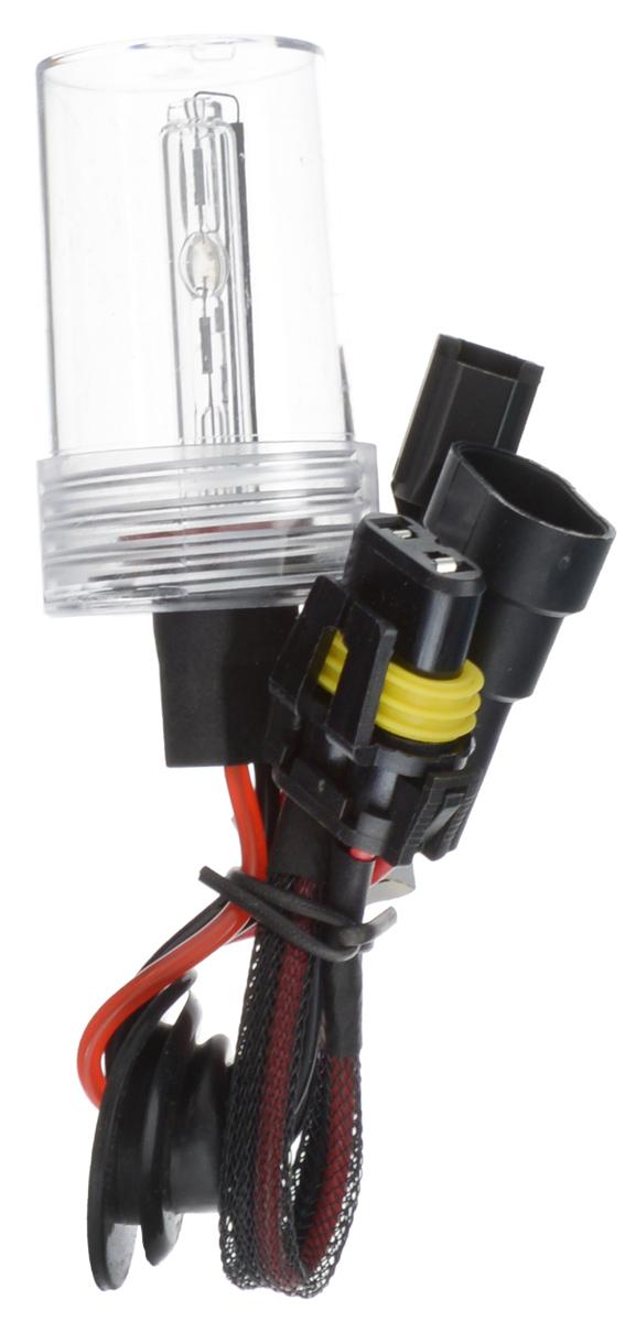 Лампа автомобильная ксеноновая Nord YADA, HB4, 5000K10503Лампа автомобильная ксеноновая Nord YADA - это электрическая ксеноновая газозарядная лампа для автомобилей и других моторных транспортных средств. Ксеноновая лампа - это источник света, представляющий собой устройство, состоящее из колбы с газом (ксеноном), в котором светится электрическая дуга, которая возникает вследствие подачи напряжения на электроды лампы. Лампа дает яркий белый свет, близкий по спектру к дневному. Высокая яркость обеспечивает хорошее освещение дороги и безопасность. Свет лампы насыщенный и интенсивный, поэтому она идеально подходит для освещения дороги во время тумана. Преимущества по сравнению с галогенной лампой: - Безопасность - лучше освещает дорогу, помогает быстрее среагировать на дорожную обстановку; - Экономичность - потребляет меньше, а светит ярче; - Увеличенный срок службы - не имеет нити накаливания, поэтому долговечна и не боится тряски.