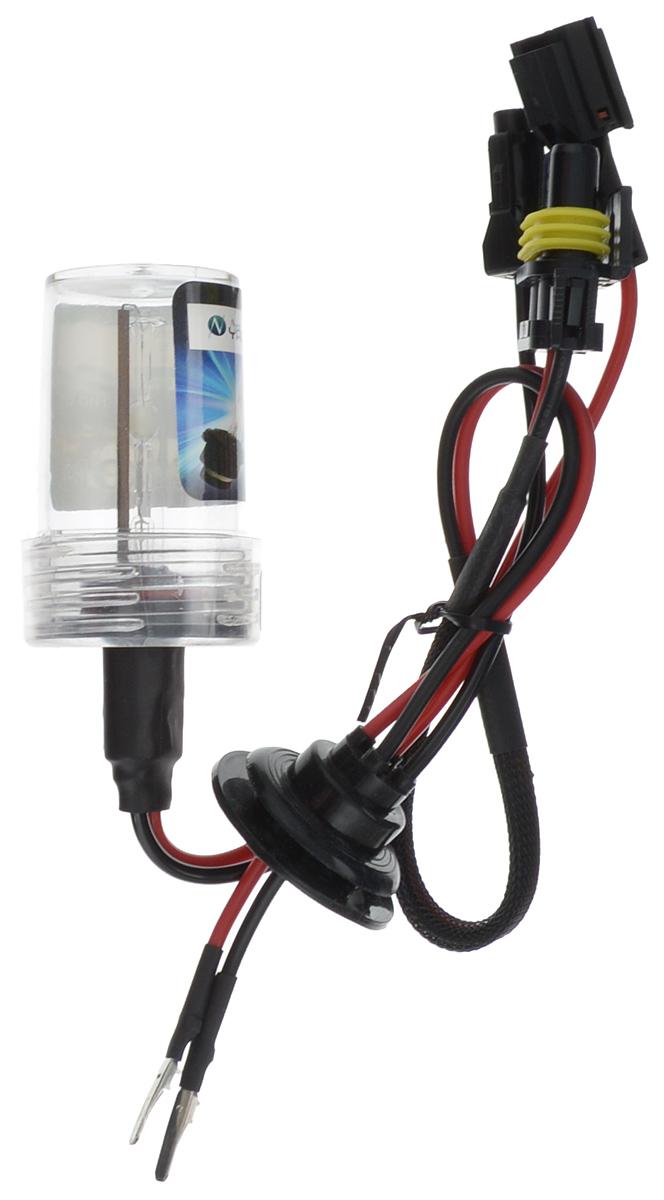 Лампа автомобильная ксеноновая Nord YADA, H10, 4300K10503Лампа автомобильная ксеноновая Nord YADA - это электрическая ксеноновая газозарядная лампа для автомобилей и других моторных транспортных средств. Ксеноновая лампа - это источник света, представляющий собой устройство, состоящее из колбы с газом (ксеноном), в котором светится электрическая дуга, которая возникает вследствие подачи напряжения на электроды лампы. Лампа дает яркий белый свет, близкий по спектру к дневному. Высокая яркость обеспечивает хорошее освещение дороги и безопасность. Свет лампы насыщенный и интенсивный, поэтому она идеально подходит для освещения дороги во время тумана. Преимущества по сравнению с галогенной лампой: - Безопасность - лучше освещает дорогу, помогает быстрее среагировать на дорожную обстановку; - Экономичность - потребляет меньше, а светит ярче; - Увеличенный срок службы - не имеет нити накаливания, поэтому долговечна и не боится тряски.