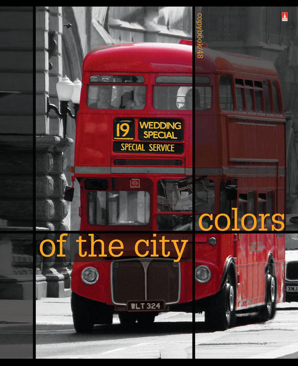 Альт Тетрадь Города Контрасты New 48 листов в клетку цвет красный72523WDТетрадь Альт Города. Контрасты New подойдет студенту и школьнику.Всех любителей путешествий и больших городов порадует новая серия Города. Контрасты New. Обложка тетради выполнена из плотного картона. Для создания визуально объемного, живого изображения использован эффект иридиум - печать на фольгированной обложке. Стремительный ритм жизни в мегаполисах запечатлен в кадрах городской романтики. Серия Города. Контрасты New станет мини-экскурсом в мир ночных столиц, которые легко узнать по знаковым символам.Внутренний блок тетради состоит из 48 листов белой бумаги, соединенных двумя металлическими скрепками. Стандартная линовка в клетку голубого цвета дополнена полями.