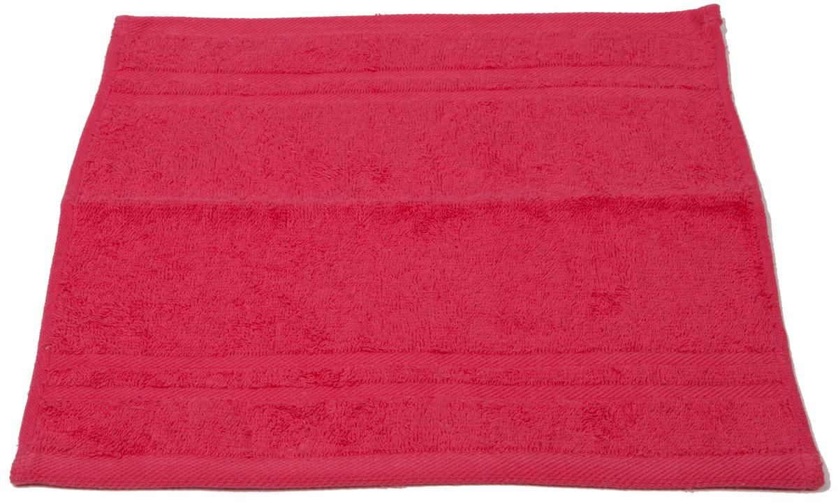 Полотенце махровое Arloni Marvel, цвет: коралловый, 33 х 33 см. 4403568/5/1Полотенце Arloni Marvel, выполненное из натурального хлопка, подарит вам мягкость и необыкновенный комфорт в использовании. Ткань не вызывает аллергических реакций, обладает высокой гигроскопичностью и воздухопроницаемостью. Полотенце великолепно впитывает влагу, нежное на ощупь не теряет своих свойств после многократной стирки.