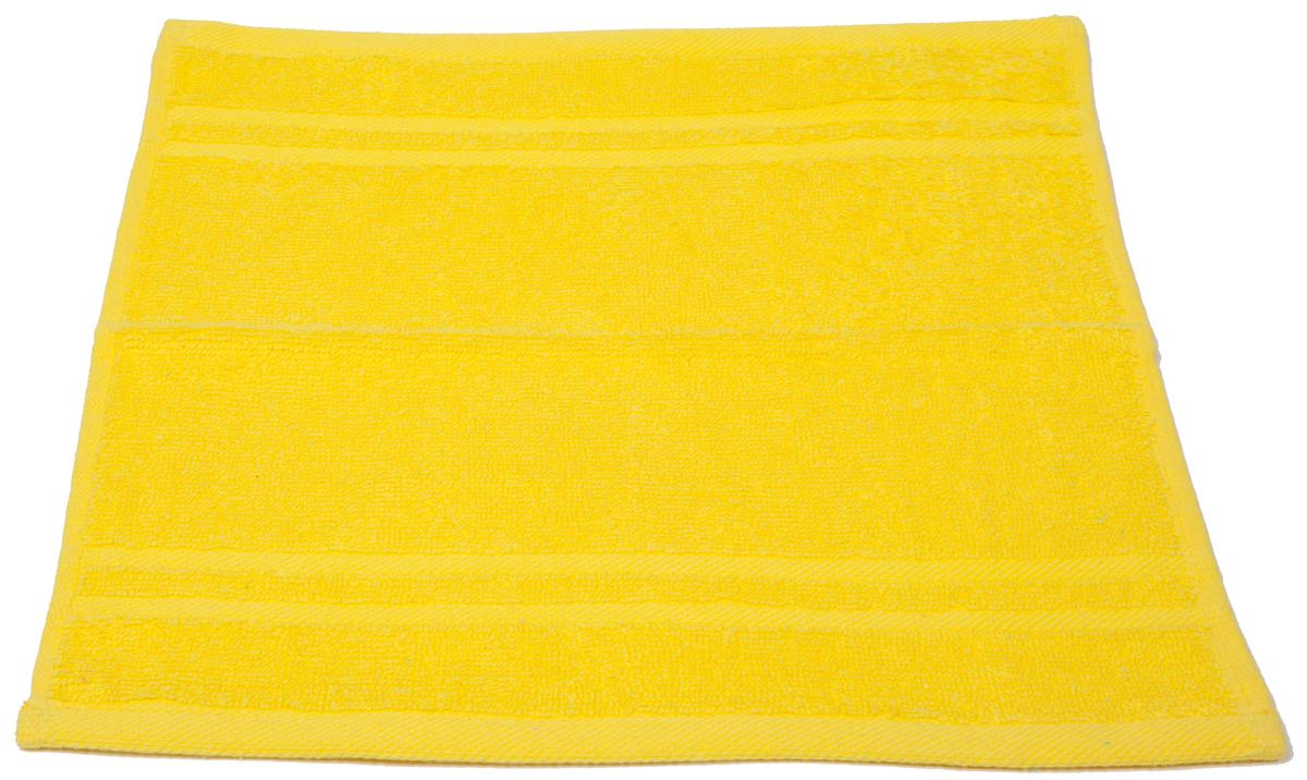Полотенце махровое Arloni Marvel, цвет: желтый, 33 х 33 см. 44036ES-412Полотенце Arloni Marvel, выполненное из натурального хлопка, подарит вам мягкость и необыкновенный комфорт в использовании. Ткань не вызывает аллергических реакций, обладает высокой гигроскопичностью и воздухопроницаемостью. Полотенце великолепно впитывает влагу, нежное на ощупь не теряет своих свойств после многократной стирки.