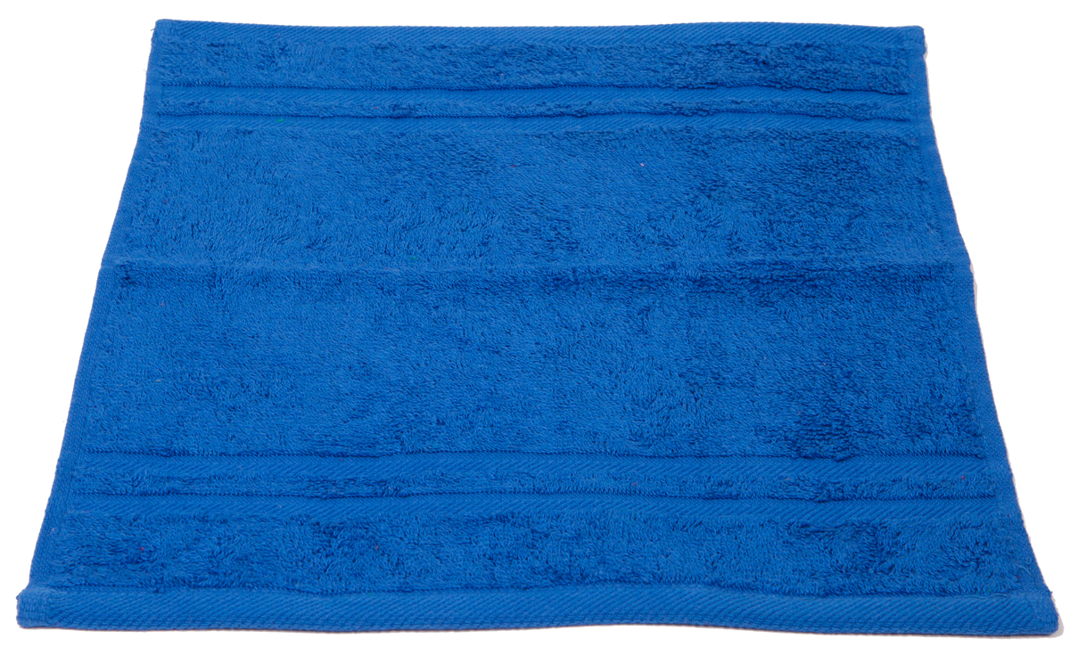 Полотенце махровое Arloni Marvel, цвет: синий, 33 х 33 см. 44037ES-412Полотенце Arloni Marvel, выполненное из натурального хлопка, подарит вам мягкость и необыкновенный комфорт в использовании. Ткань не вызывает аллергических реакций, обладает высокой гигроскопичностью и воздухопроницаемостью. Полотенце великолепно впитывает влагу, нежное на ощупь не теряет своих свойств после многократной стирки.
