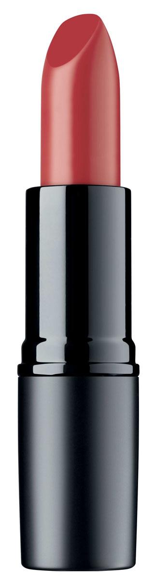 Artdeco Помада для губ матовая стойкая Perfect Mat Lipstick 116 4 г28032022Устойчивая помада с матовой текстурой - модный эффект и безупречный макияж губ весь день! Благодаря воскам в составе, помада идеально наносится, равномерно распределяется и не растекается за контуры губ. Интенсивный цвет и бархатная матовая текстура помогают создать яркий и соблазнительный макияж губ.