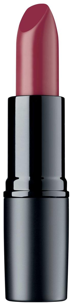 Artdeco Помада для губ матовая стойкая Perfect Mat Lipstick 130 4 г134.130Устойчивая помада с матовой текстурой - модный эффект и безупречный макияж губ весь день! Благодаря воскам в составе, помада идеально наносится, равномерно распределяется и не растекается за контуры губ. Интенсивный цвет и бархатная матовая текстура помогают создать яркий и соблазнительный макияж губ.
