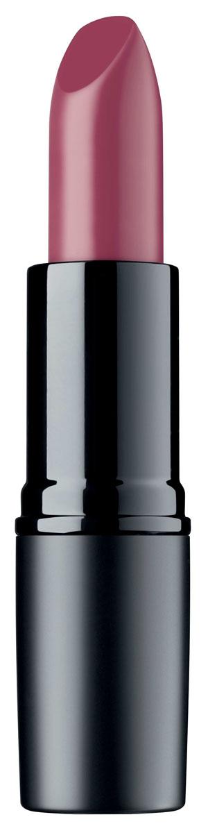 Artdeco Помада для губ матовая стойкая Perfect Mat Lipstick 144 4 г1090V15680Устойчивая помада с матовой текстурой - модный эффект и безупречный макияж губ весь день! Благодаря воскам в составе, помада идеально наносится, равномерно распределяется и не растекается за контуры губ. Интенсивный цвет и бархатная матовая текстура помогают создать яркий и соблазнительный макияж губ.
