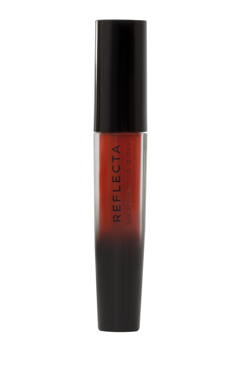 NoUBA Блеск-Уход для губ Reflecta 10 3,5 млSatin Hair 7 BR730MNБлеск-уход для губ Reflecta treatment. Почему уход? Блеск содержит особый компонент Maxi Lip который стимулирует выработку коллагена и гиалоурановой кислоты для создания более полных, объёмных губ. Ухаживающий состав: yатуральные масла черники, экстракт гардении и кокоса - уход, смягчение, увлажнение; молочная кислота – выравнивание поверхности кожи; пептиды – синтезируют клетки молодости; витамин Е. Блеск-уход для губ дарит ощущение комфорта Вашим губам, успокаивает, смягчает и защищает их. Преимущества - ухаживающий состав, максимально комфортный (никакой липкости), разные текстуры (кристальный блеск и глянцевый эффект), стильный футляр. Роскошные оттенки от полупрозрачных до насыщенных. Эффектно подчёркивает и оттеняет Ваши губы. Протестирован дерматологами. Без парабенов и консервантов.