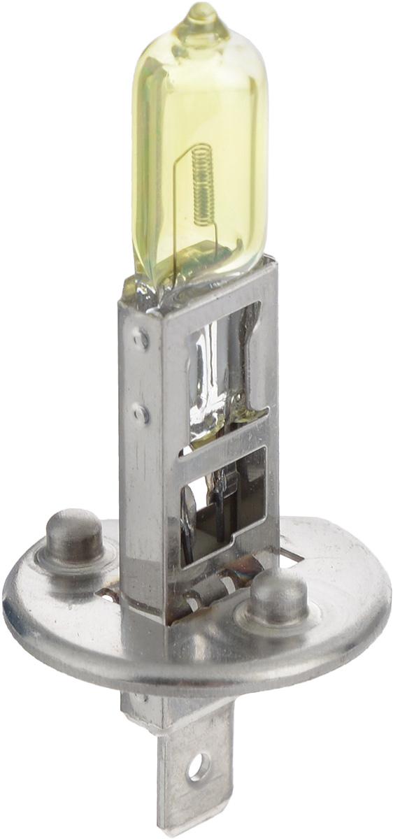 Лампа автомобильная галогенная Nord YADA Rainbow, всепогодная, цоколь H1, 12V, 55W10503Лампа автомобильная галогенная Nord YADA Rainbow - это электрическая галогенная лампа с вольфрамовой нитью для автомобилей и других моторных транспортных средств. Виброустойчива, надежна, имеет долгий срок службы. Галогенные лампы предназначены для использования в фарах ближнего, дальнего и противотуманного света. Колба с радужным нанесением (мыльный пузырь) обеспечивает водителям комфортное освещение и управление на дороге в любую погоду.