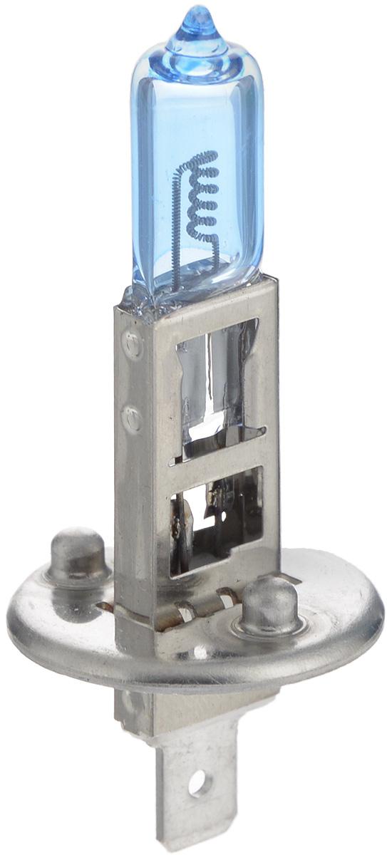 Лампа автомобильная галогенная Nord YADA Super White, цоколь H1, 24V, 70W10503Лампа автомобильная галогенная Nord YADA Super White - это электрическая галогенная лампа с вольфрамовой нитью для автомобилей и других моторных транспортных средств. Виброустойчива, надежна, имеет долгий срок службы. Галогенные лампы предназначены для использования в фарах ближнего и дальнего света. Лампа имеет голубое напыление на колбе, что дает более белый лунный свет. Данная характеристика помогает лучше освещать дорогу для водителей и делает автомобиль более заметным на трассах.