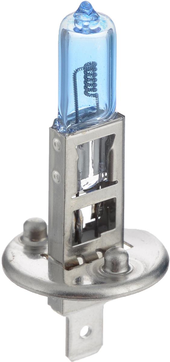 Лампа автомобильная галогенная Nord YADA Super White, цоколь H1, 24V, 100W2706 (ПО)Лампа автомобильная галогенная Nord YADA Super White - это электрическая галогенная лампа с вольфрамовой нитью для автомобилей и других моторных транспортных средств. Виброустойчива, надежна, имеет долгий срок службы. Галогенные лампы предназначены для использования в фарах ближнего и дальнего света. Лампа имеет голубое напыление на колбе, что дает более белый лунный свет. Данная характеристика помогает лучше освещать дорогу для водителей и делает автомобиль более заметным на трассах.