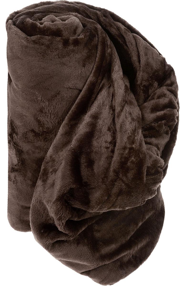 Плед Cleanst, цвет: коричневый, 200 х 230 смBROWNПлед Cleanst - это идеальное решение для вашего интерьера. Он порадует вас легкостью, нежностью и оригинальным дизайном. Плед выполнен из флиса (100% полиэстера). Полиэстер считается одной из самых популярных тканей. Изделия из этого материала не мнутся и легко стираются. Плед - это такой подарок, который будет всегда актуален, особенно для ваших родных и близких, ведь вы дарите им частичку своего тепла.