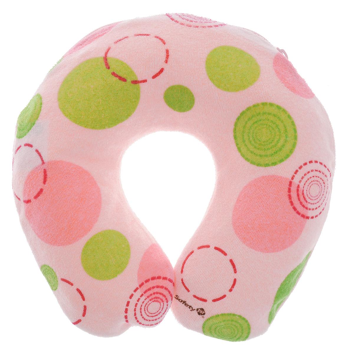 Safety 1st Подголовник детский надувной цвет розовый - Подушки
