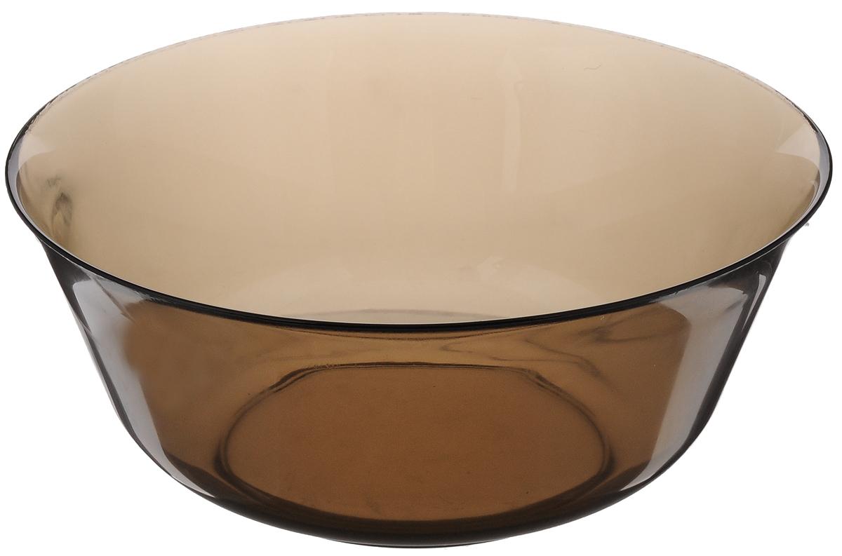 Салатник Luminarc Carine Eclipse, диаметр 24 см54 009312Салатник Luminarc Carine Eclipse выполнен из ударопрочного стекла. Универсальный дизайн легко впишется в любой интерьер. Простота формы и цвета выгодно подчеркнет изысканность ваших блюд. Салатник Luminarc Carine Eclipse идеально подойдет для сервировки стола и станет отличным подарком к любому празднику.Можно мыть в посудомоечной машине и использовать в СВЧ. Диаметр (по верхнему краю): 24 см.Высота салатника: 10 см.