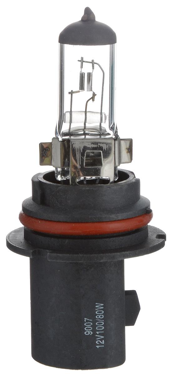 Лампа автомобильная галогенная Nord YADA Clear, цоколь HB5 (9007), 12V, 100/80W10503Лампа автомобильная галогенная Nord YADA Clear - это электрическая галогенная лампа с вольфрамовой нитью для автомобилей и других моторных транспортных средств. Виброустойчива, надежна, имеет долгий срок службы. Галогенные лампы предназначены для использования в фарах ближнего, дальнего и противотуманного света. Серия Clear обеспечивает водителю классический оттенок светового пятна на дороге, к которому привыкло большинство водителей.