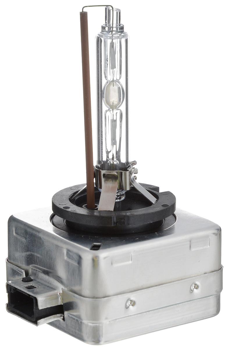 Лампа автомобильная ксеноновая Nord YADA, D1S, 5000K10503Лампа автомобильная ксеноновая Nord YADA - это электрическая ксеноновая газозарядная лампа для автомобилей и других моторных транспортных средств. Ксеноновая лампа - это источник света, представляющий собой устройство, состоящее из колбы с газом (ксеноном), в котором светится электрическая дуга, которая возникает вследствие подачи напряжения на электроды лампы. Лампа дает яркий белый свет, близкий по спектру к дневному. Высокая яркость обеспечивает хорошее освещение дороги и безопасность. Свет лампы насыщенный и интенсивный, поэтому она идеально подходит для освещения дороги во время тумана. Преимущества по сравнению с галогенной лампой: - Безопасность - лучше освещает дорогу, помогает быстрее среагировать на дорожную обстановку; - Экономичность - потребляет меньше, а светит ярче (в 3 раза по сравнению с галогенными лампами); - Увеличенный срок службы - не имеет нити накаливания, поэтому долговечна и не боится тряски.
