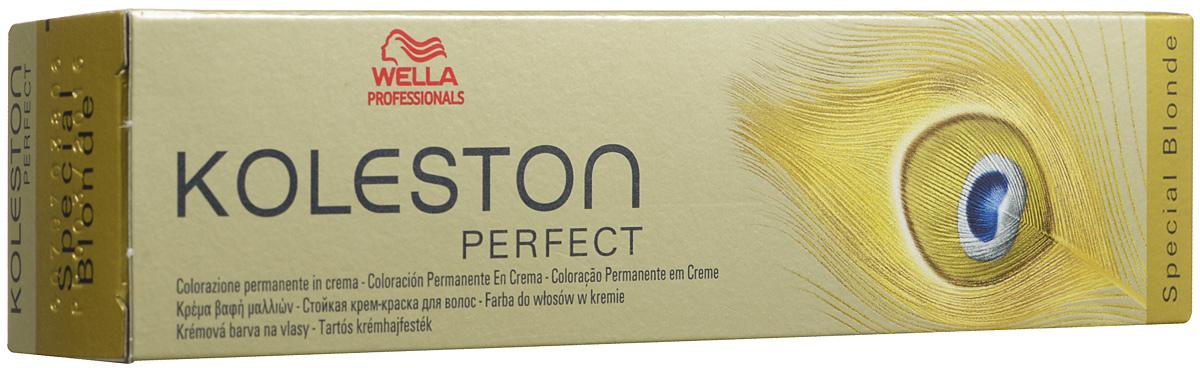 Wella Краска для волос Koleston Perfect, оттенок 12/81, Белое Золото, 60 млMP59.4DWella KOLESTON PERFECT 12/81 белое золото предназначена для того, чтобы волосы обрели новый насыщенный и натуральный цвет, не страдая при этом. Новая разработка немецких ученых позволит сохранить хорошее внешнее состояние волос: блеск, упругость, отсутствие секущихся кончиков. Преимущество краски заключается в том, что она имеет минимальное количество вредных компонентов, а комплекс активных гранул защищает и укрепляет волосы. В составе также имеются липиды, которые придают волосам дополнительного объема без утяжеления. Молекулы и активатор играют не менее важную роль в составе. Они укрепляют корни волос, ведь именно они максимально нуждаются в питании и восстановлении. Краска имеет нежный аромат, который не вызывает аллергических реакций. Она хорошо подходит всем видам волос. Текстуру смешивают с эмульсией для достижения лучшего результата.