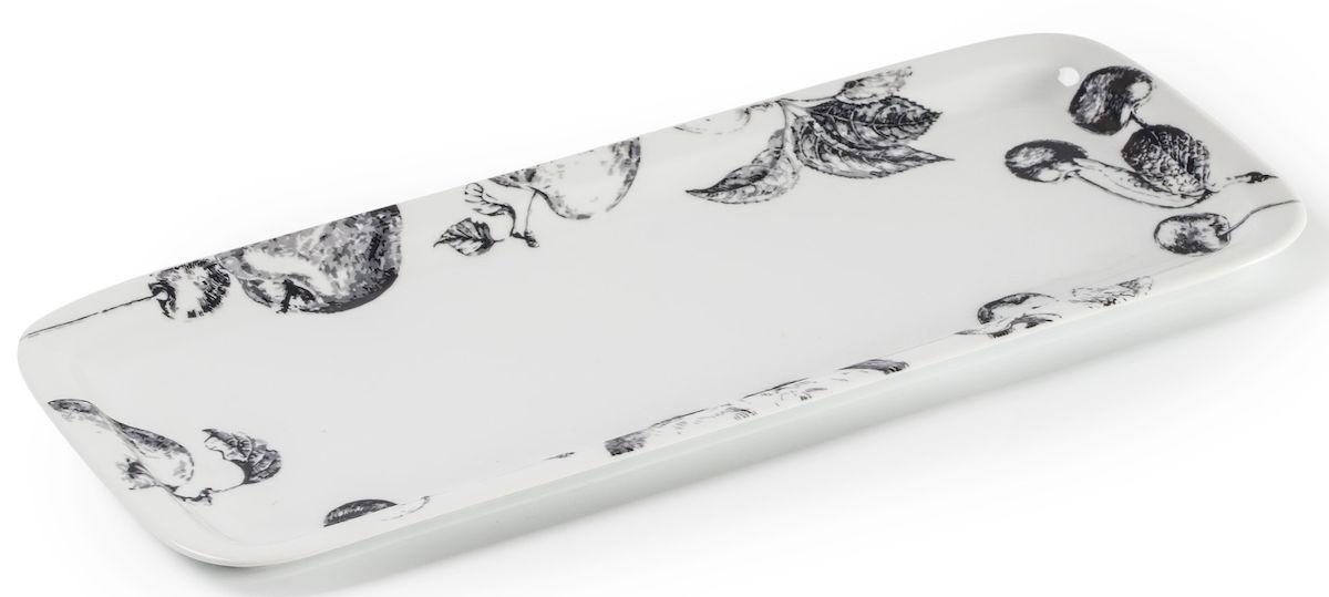 Блюдо для кекса La Rose Des Sables Black Apple, 37,7 смVT-1520(SR)Фарфор производится в Тунисе из знаменитой своим качеством и белизной глины, добываемой во французской провинции Лимож. Преимущества этого фарфора заключаются в устойчивости к сколам и трещинам, что возможно благодаря двойному термическому обжигу. Лиможский фарфор не содержит включений тяжелых металлов, что соответствует мировым и российским санитарным требованиям. Данную серию можно использовать в СВЧ и посудомоечной машине. Приобретая лиможский фарфор, вы становитесь обладателем древних традиций и искусства фарфора.