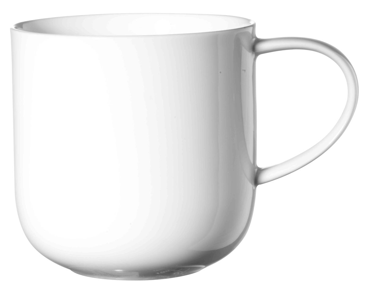 Кружка Asa Selection Coppa, цвет: белый, 400 мл. 19101/014 стул кедр asa 01